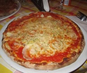 pizza dei Parrini
